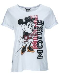 Princess goes Hollywood Damen T- Shirt Minnie Mouse