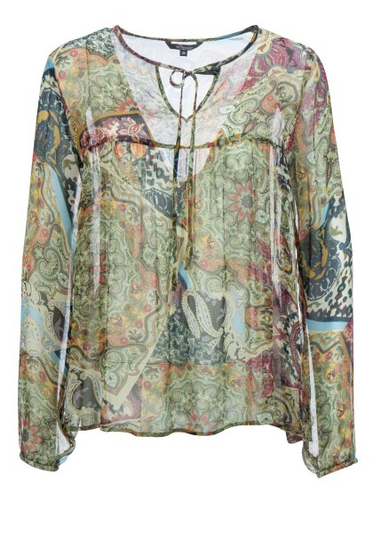 Princess goes Hollywood patch perser print tunik