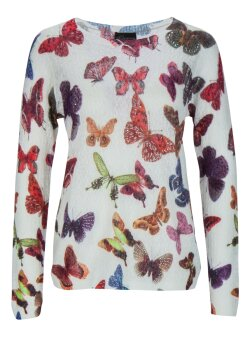 Princess goes Hollywood Pullover butterfly print
