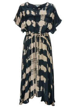 Frogbox Damen batic print midi dress