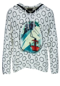 Princess goes Hollywood Hoody Winter dot Print