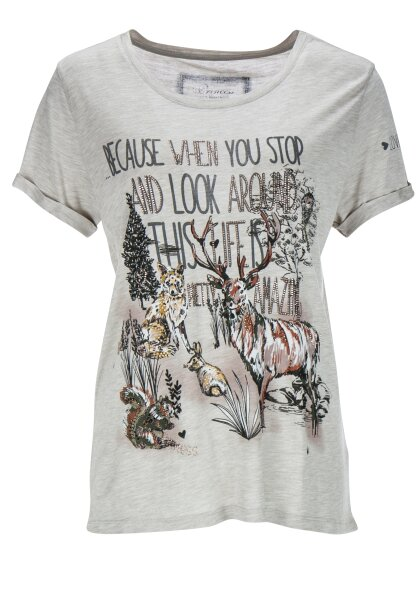 Princess goes Hollywood T- Shirt Love Forest Tee …