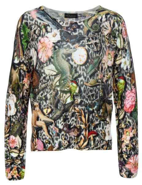 Princess goes Hollywood Pullover fairytale-leo print