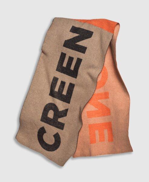 Creenstone Wollschal Oversize