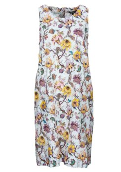 Phantasy flower simple dress