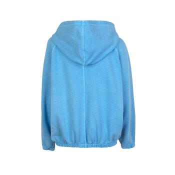 Lieblingsstück Sweatjacke Citra air blue